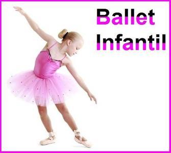 b4a71abc08 O ballet Infantil Educacional - é uma atividade física que lida com o  clássico